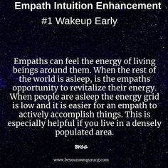 Fundamental ways empaths can increase their innate psychic abilities