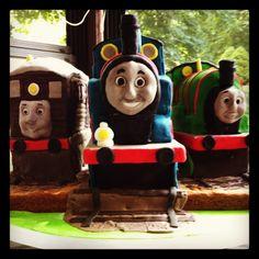 Thomas, Percy & Toby Cake
