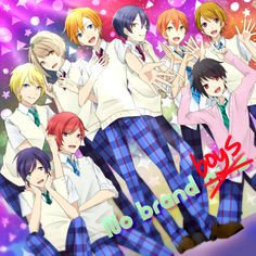 love live highschool idol project male version