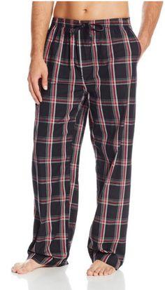 Men's Woven PJ Pants, $6.62