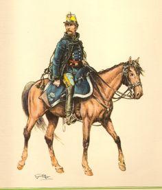 1855.- Capitan del regimiento Cavalleggeri  di Saluzzo.jpg