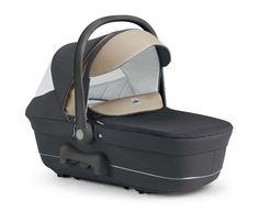 Cam Kinderwagen Dinamico UP beige-anthrazit by CAMSPA Italy für Baby und Kind