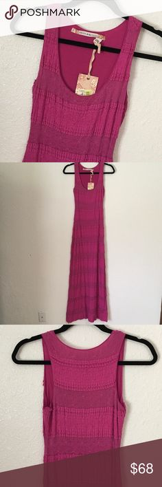 Chelsea & Violet Maxi Dress, Size XS Size XS, Chelsea & Violet maxi dress. Fully lined. 52% nylon, 40% cotton, 8% spandex. New with tags. Smoke free home. Listing is for dress only. Chelsea & Violet Dresses Maxi