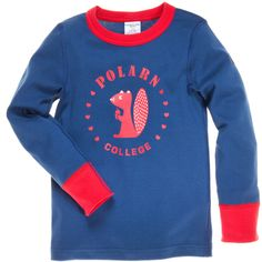 Polarn O. Pyret's kids clothes, childrens outerwear and baby layette are unique, eco friendly, and functional. Baby Pop, Baby Squirrel, Boy Outfits, Christmas Sweaters, Children, Sweatshirts, Boys, T Shirt, Clothes