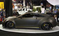 [SEMA 2011] 2012 D3 Cadillac CTS V Coupe