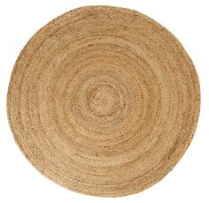 Round Jute Rugs | Borderless Rugs | Sisal Rugs Direct $90