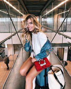 """Gefällt 19.7 Tsd. Mal, 317 Kommentare - XENIA VAN DER WOODSEN (@xeniaoverdose) auf Instagram: """"En route pour Paris """""""