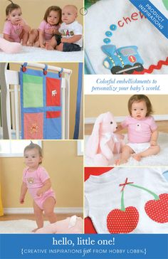 Great baby gift ideas that are quick, simple and totally fashionable!