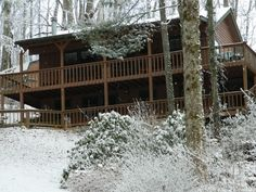 VRBO.com #365627 - Heaven in the Mountains at Our Cozy Cabin  on Black Rock Mtn