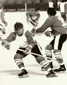 training Canada team - CC 1976 - Orr