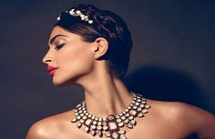 From a celebrity kid to an ultimate fashion diva, Sonam Kapoor is one of the most sought after Bollywood celebrities.  Apart from her acting prowess, the vivacious actress is known for her inimitable fashion sense. She is fearless and her love for experimentation is evident in her outfits. ....... Discover more articles here: http://strandofsilk.com/indian-fashion-blog