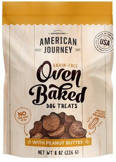 American Journey Lamb Recipe Grain-free Oven Baked Crunchy Biscuit Dog Treats, on Amazing Dog Photo Ideas 3284 Dog Treat Packaging, Biscuits Packaging, Cookie Packaging, Lamb Recipes, Turkey Recipes, Dog Food Recipes, Healthy Biscuits, Food Packaging Design, Peanut Butter Recipes