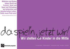 Kinderrechte - Katholische Jungschar Languages, My Style, Child Rights, Attendance, Catholic, Guys, Idioms