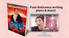 Post Reticence Q&A, Future Plans, Meat Cute Release Info (Video) - Gail Carriger Etiquette And Espionage, New Books, Books To Read, Apple Uk, Gail Carriger, Book Signing, Horror Stories, Custard, Talk To Me