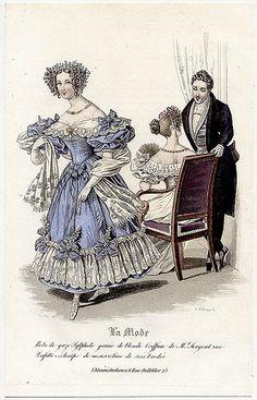 1833 Fashion Plate
