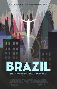 """""""In una società libera l'informazione deve penetrare dovunque""""  Eugene Helpmann - Brazil"""