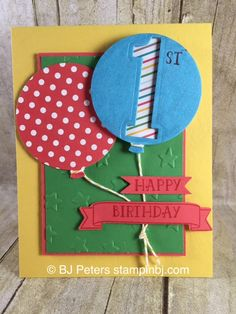 Love the possibilities with the large numbers framelits!  Soooo many possibilities!  Memory Keepers, Scrapbookers, Crafters & Cardmakers need these!  #stampinup, #stampinbj, #bjpeters