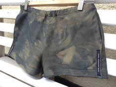 upper palatinate rocks: WOMEN 2016 hot pants oliv batik