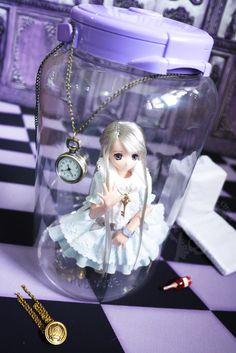 Captured fairy by ReminaTH.deviantart.com on @deviantART