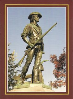 Minute Man National Historical Park, Concord, Massachusetts, USA