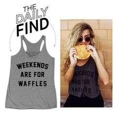 """The Daily Find: Pyknic Tank"" by polyvore-editorial ❤ liked on Polyvore featuring DailyFind"