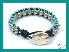 leather bracelet for women  OOAK leather bracelet  by CozyDetailzwelcome to etsy.com/shop/cozydetailz