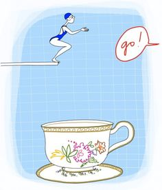 Uniquely Tea: Tea Illustration Sunday