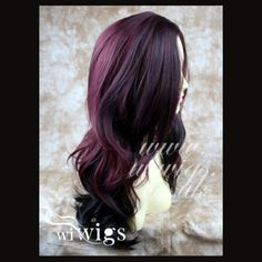 """RRP: £41.99 Condition: Brand New, with Tags Colour Code: #1H118 Material: Top Quality and No Flammable Kanekalon Synthetic Hair. Feel like real hair. 100% Originated from Japan. Best in Wigs. Head size: Adjustable size to fit head circumference approx. 20""""-23"""". Most head sizes are within this range. Customers can adjust the hook inside the wig to get the right size for you. Product Code: WL110114-1H118"""