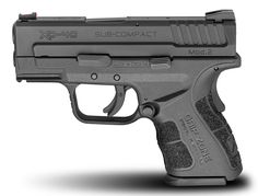 Springfield XD Mod.2 40 S&W Sub-Compact Black with GripZone | Sportsman's Outdoor Superstore