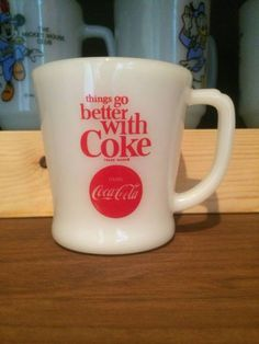 ★ファイヤーキング コカ・コーラ things go Better With Coke_画像1
