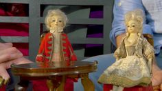 """An early 18th Century doll's house, described as """"of national importance"""", is…"""