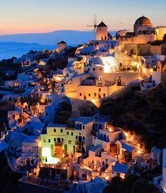 Win your dream city break with i-escape & Coggles #Coggles #iescape #competition Santorini dreams