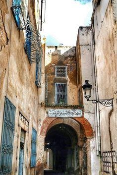 Tunisie côté mer - Médina de Tunis