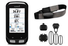 Compteur GPS Garmin Edge 1000 Pack Cardio + Cadence + Vitesse | Alltricks.fr