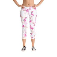 Capris & Crops – For Her Fitness Cute Workout Outfits, Workout Wear, Workout Tops, Capri Leggings, Workout Leggings, Women's Leggings, Slimming Patch, Fitness Wear Women, Gym Clothes Women