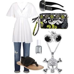 summer go to outfit