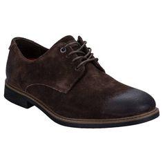 Mens Classic Break Plain Toe Shoes