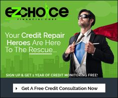 Why EZ Choice Financial What sets EZ Choice Financial Apart from most Credit Repair Companies is that we are Fully Bonded in the State of California, licensed and registered with the Secretary of. Credit Repair Companies, Background Information, Self Help, You Got This, Commercial