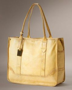 I'm in LOVE!!!!!! Why can't I be a millionaire so I can afford all the bags I want?? I think I have a problem.    Frye Campus Shopper - Banana