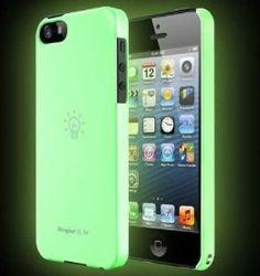 GLOW IN THE DARK BABY! #Glowing #IPhone