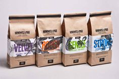 20 Awesome Coffee Packaging Designs - UltraLinx