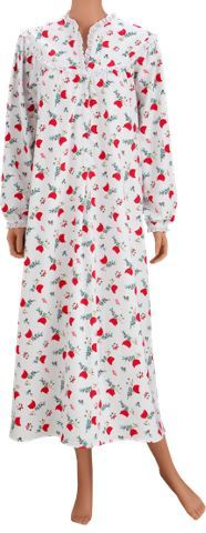 flannel nightgown lanz of salzburg - Flannel Nightgowns