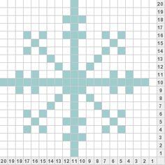 My Snowflake Pattern