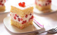 Pavlova, Vanilla Cake, Cheesecake, Sweets, Snacks, Food, Appetizers, Gummi Candy, Cheesecakes
