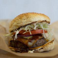 BertusBasson's ultimateburger | Woolworths TASTE