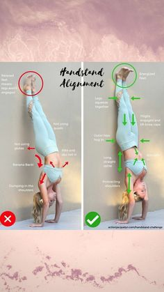 Discover recipes, home ideas, style inspiration and other ideas to try. Yoga Handstand, Handstands, Poirier Yoga, Handstand Challenge, Forearm Stand, Yoga At Home, Contortion, Holistic Wellness, Yoga Poses For Beginners