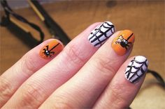 Make Your Clients Scream for Spook-tacular Nail Art - NAILS Magazine