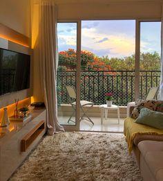 Bedroom Design Ideas – Create Your Own Private Sanctuary Interior Exterior, Home Interior Design, Interior Architecture, Apartment Goals, Dream Apartment, Small Apartment Design, Home Wallpaper, Luxurious Bedrooms, Future House
