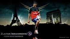Zlatan Ibrahimovic PSG 2012-2013 HD Best Wallpapers