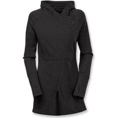 The North Face Tadasana Wrap-Ture Tunic - Women's. This warm tunic paired with the leggings and boots is perfect for running errands on the weekends in the winter.